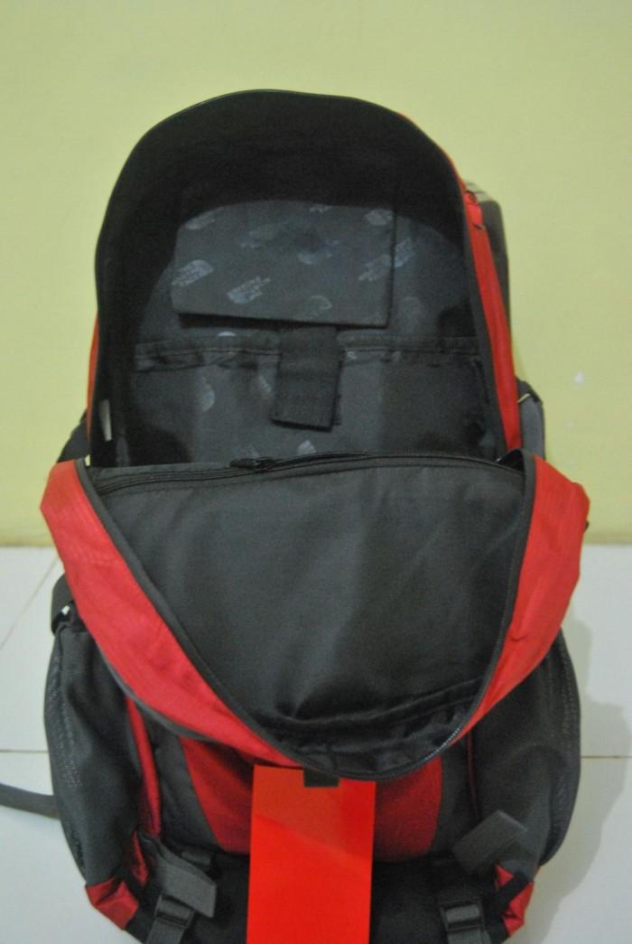 4075ba816 Jual Tas Ransel Gunung NORTH FACE Flight Series Electron 50 Merah Backpack  - Kota Bekasi - Casual n' Sporty Shop   Tokopedia