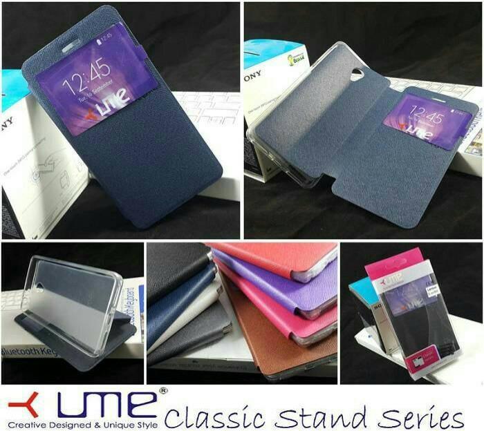 harga Cover case lenovo s860 flip case ume classic Tokopedia.com