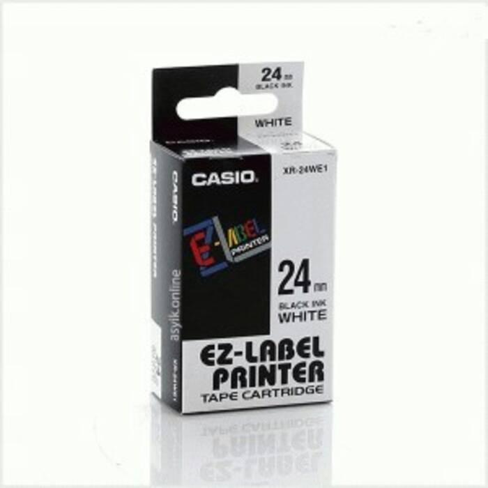 harga Ez label tape printer casio 24 mm Tokopedia.com
