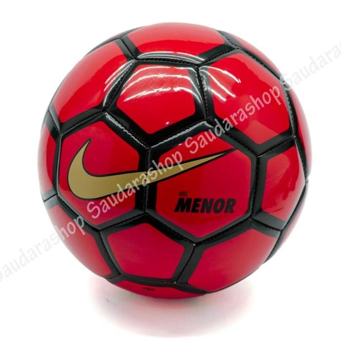 Bola futsal / BOla futsal nike Rolindho Menor Merah ORiginal