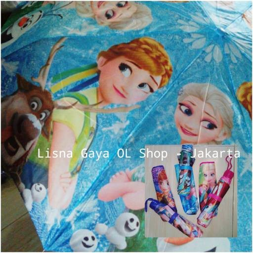 harga Payung lipat anak karakter - 90 x 60 Tokopedia.com