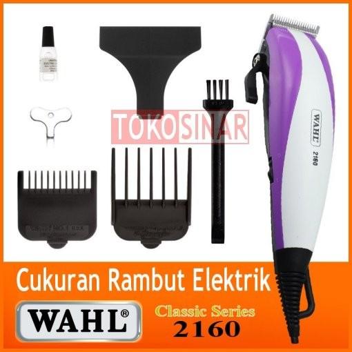Jual WAHL Hair Clipper 21051 - ALAT CUKUR RAMBUT ELEKTRIK - Toko ... 717f5d196f