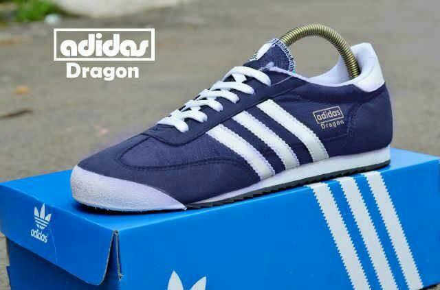 harga Sepatu pria adidas dragon kwalitas grade original Tokopedia.com