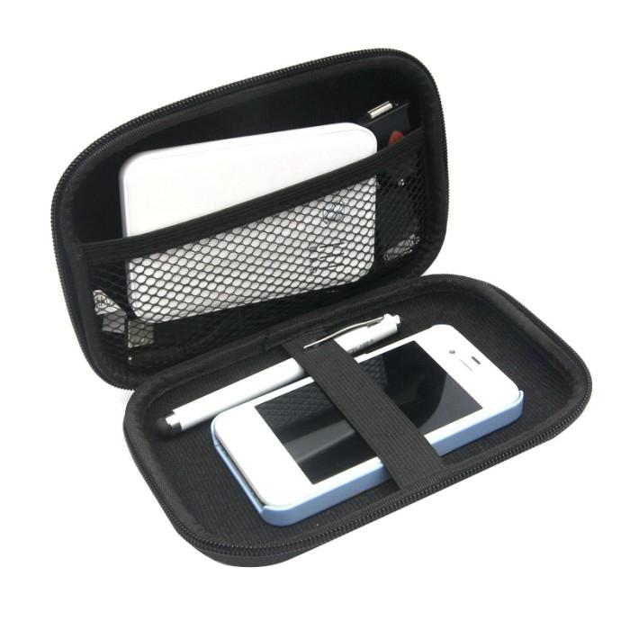 Marvel Portable Gadget HDD Protector Hard case Spiderman .