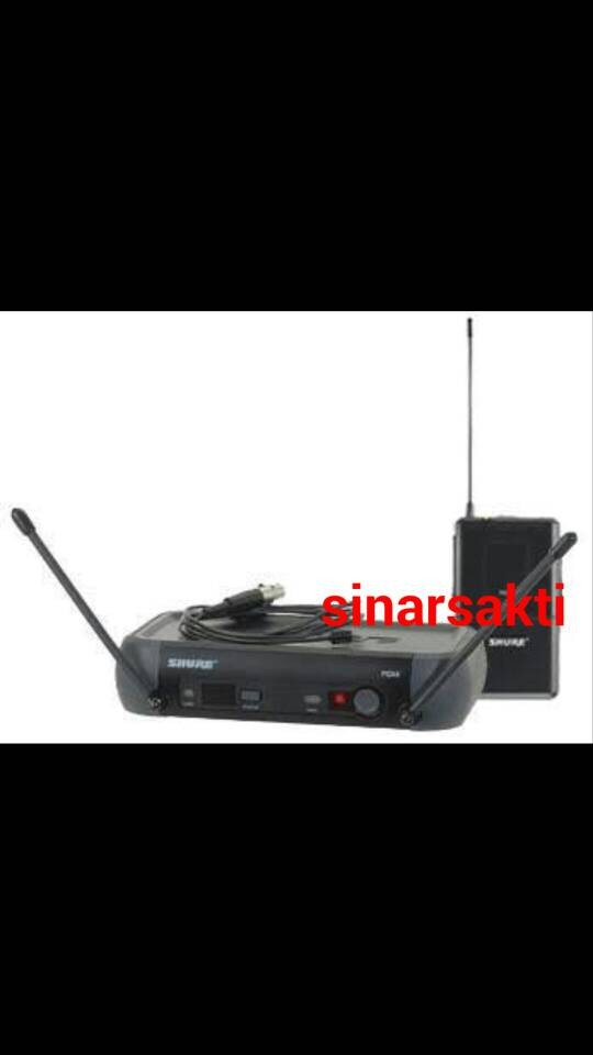 harga Mic wireless shure pgx 14 / 93 ( clip on ) Tokopedia.com