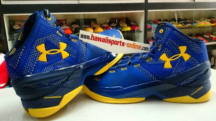 Jual Sepatu Basket Original Under Armour Curry 2