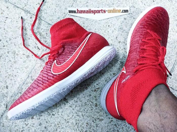 Jual Sepatu Futsal Original Nike Magistax Proximo Ic Red 718358