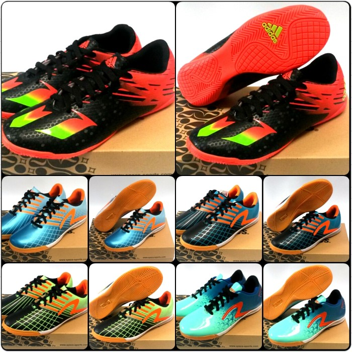 Jual Supplier Sepatu Futsal KW Super - adidas 3c043ea377