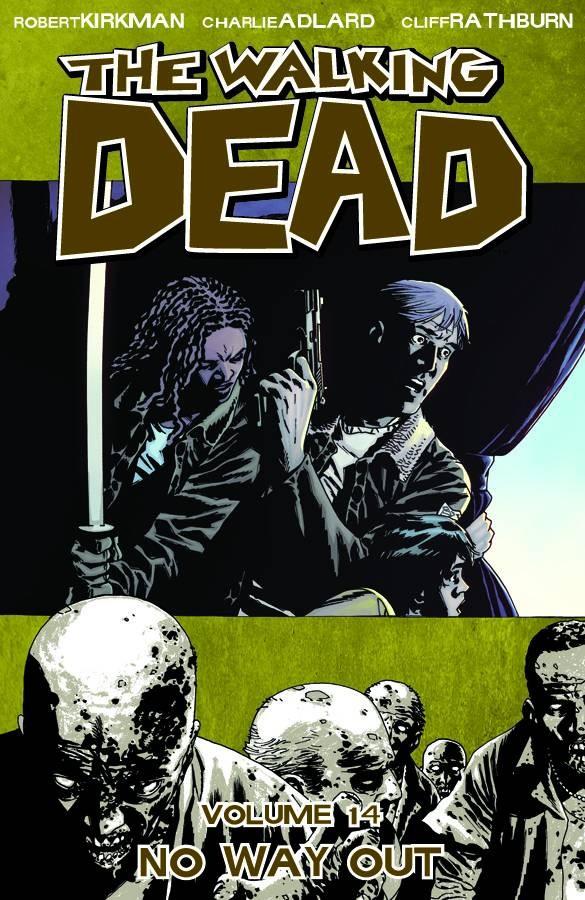 harga Walking dead tp vol 14 no way out - image comics Tokopedia.com