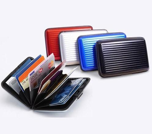 Card Guard Wallet (Dompet Kartu Nama / ATM)