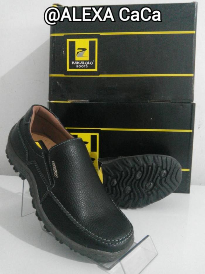 ... PAKALOLO SEPATU N0125 B HITAM harga Sepatu pakalolo 8815 back size 38 43 Tokopedia com