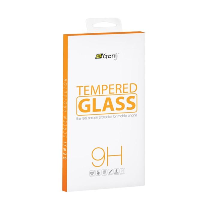 harga Genji tempered glass iphone 5g (f) free back clear Tokopedia.com