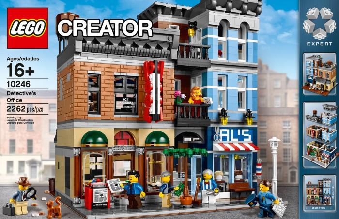 Foto Produk LEGO 10246 DETECTIVE OFFICE dari Divine & Infernal