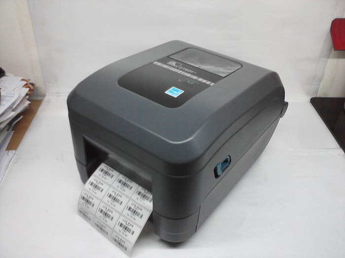 harga Printer barcode termal zebra gt820 Tokopedia.com