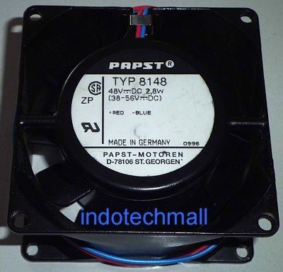 harga Fan papst dc 48v 8cm typ8148 original Tokopedia.com