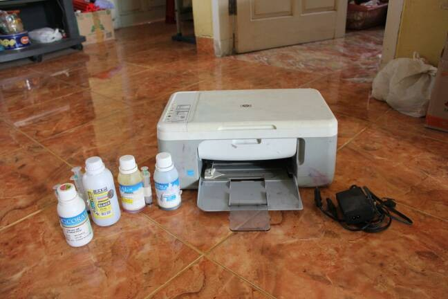 HP DESKJET F2235 ALL-IN-ONE PRINTER DRIVER WINDOWS XP