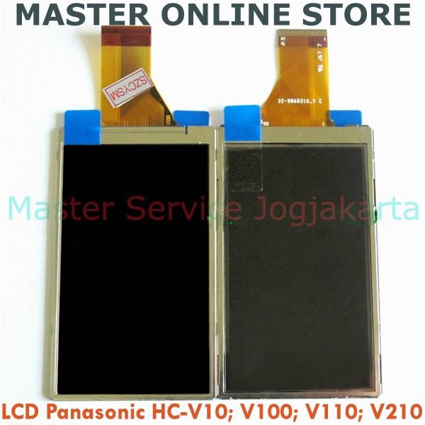harga Lcd monitor handycam/ kamera video panasonic hc-v10 v100 v110 v210 Tokopedia.com