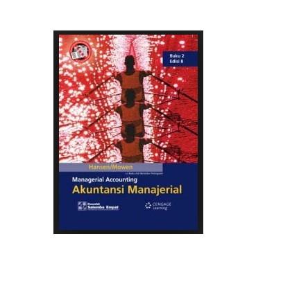 harga Salemba empat  akuntansi manajerial edisi 8 buku 2 (koran) Tokopedia.com