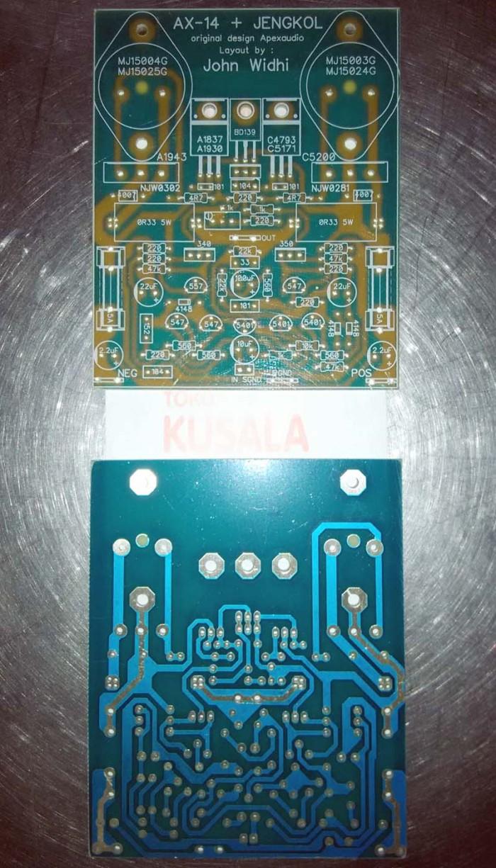 harga Pcb apex ax-14 Tokopedia.com