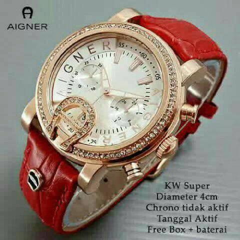 Jual JAM TANGAN WANITA AIGNER KW SUPER - sarang arloji shop  ed986a816d