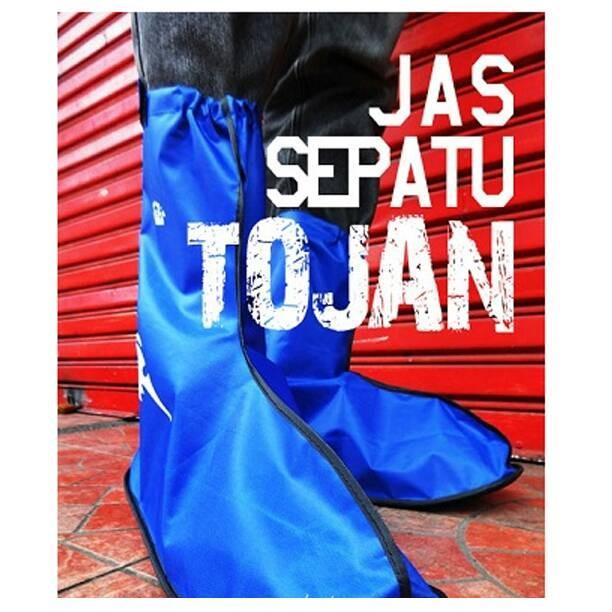 harga Jas pelindung sepatu hujan tojan Tokopedia.com