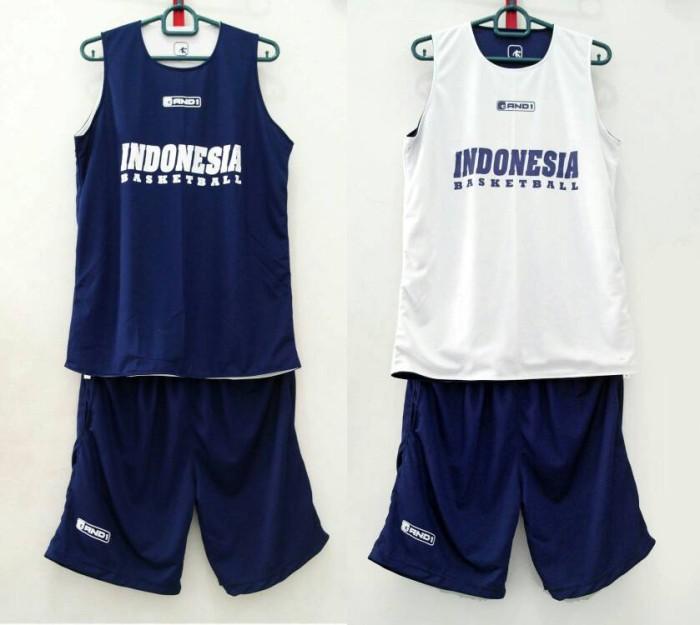 harga Training jersey indonesia basketball (bolak - balik) Tokopedia.com