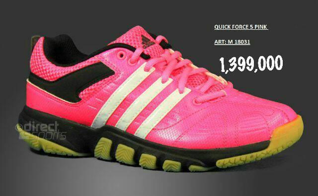 Jual Sepatu Bulutangkis/Badminton Adidas terbaru Original