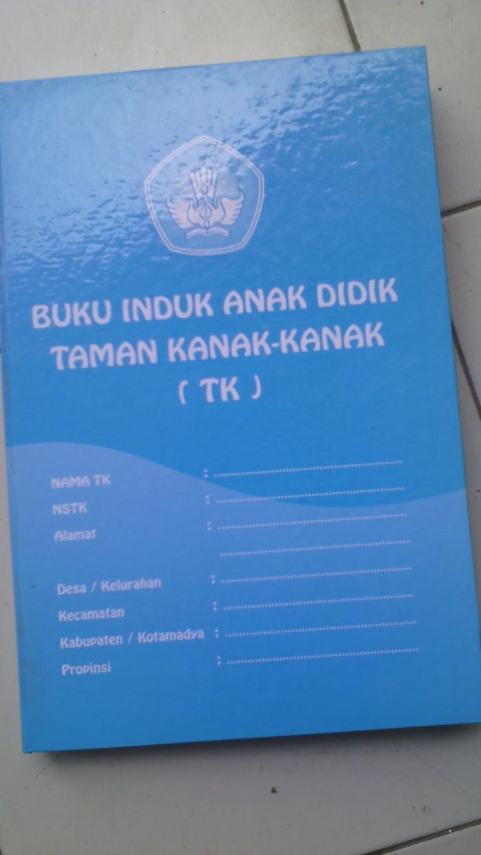 Jual Buku Administrasi Tk Paud Kota Depok Toko Cd Adm