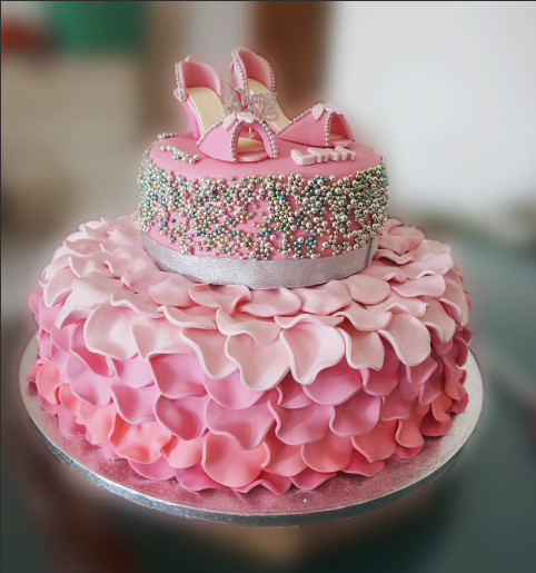 Marvelous Princess Birthday Cake Funny Birthday Cards Online Alyptdamsfinfo
