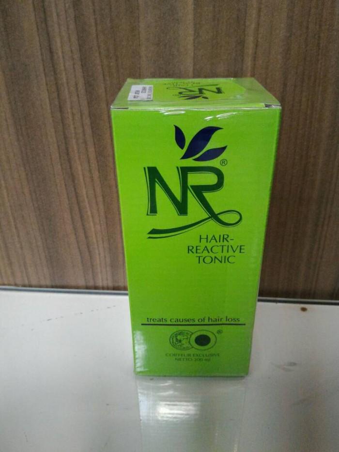 harga Nr hair tonic reaktive pendek Tokopedia.com