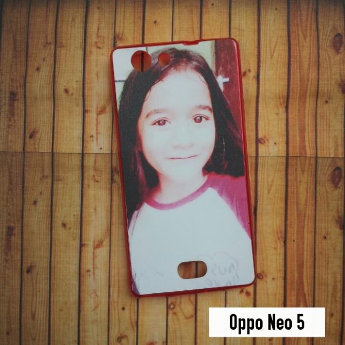 uk availability 9ed95 50f2f Jual OPPO NEO 5 CASE CUSTOM - SOFTCASE SKIN CUSTOM GAMBAR / FOTO - Kota  Tangerang Selatan - Amrin Lapak | Tokopedia