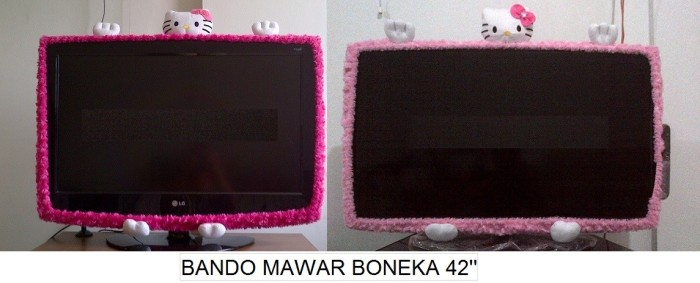 harga Bando lcd tv boneka hello kitty mawar 42 Tokopedia.com