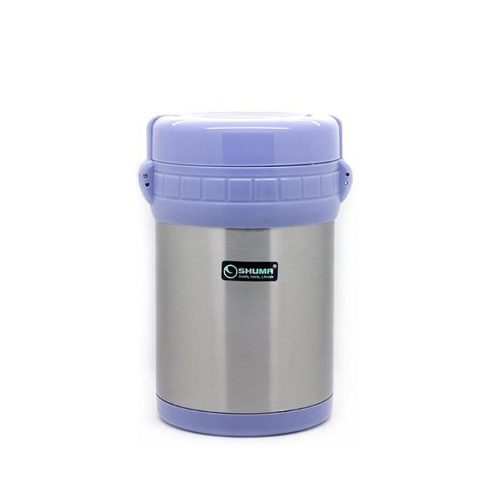 harga Shuma vacuum lunch box 1500 ml /tempat makan tahan panas buatan jepang Tokopedia.com