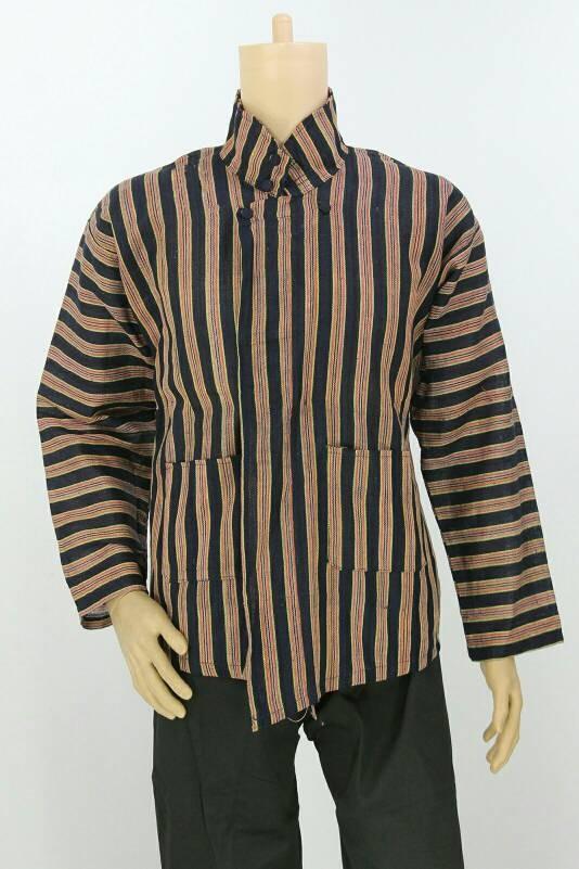 Foto Produk Baju Lurik / Surjan / Jawa / Wayang 02 dari Grosir Pasar Klewer Solo
