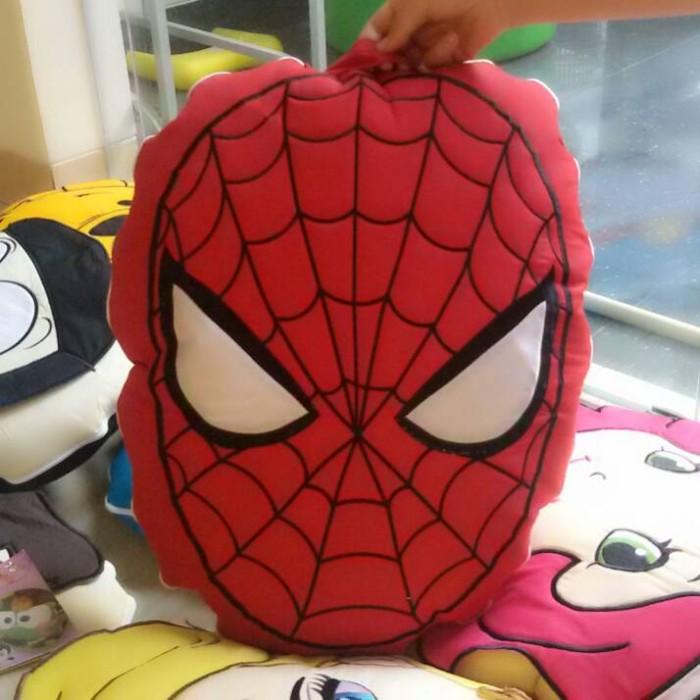 Foto Produk Balmut Boneka Karakter Spiderman dari Toko Kita Juara