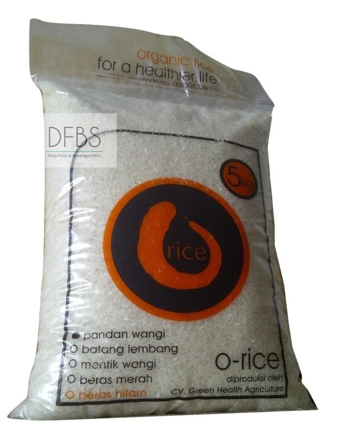 Foto Produk Beras Organik -Pandan Wangi Cianjur /5KG dari SMU_Online