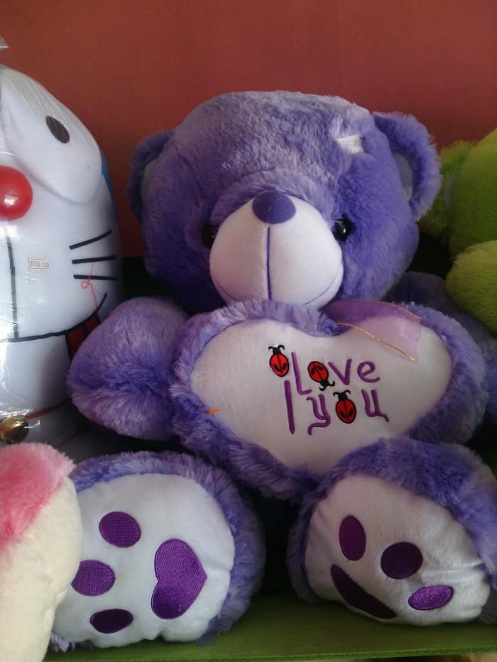 Jual Boneka Panda Lucu Imut Kado Putih Boneka Bear Kota Yogyakarta