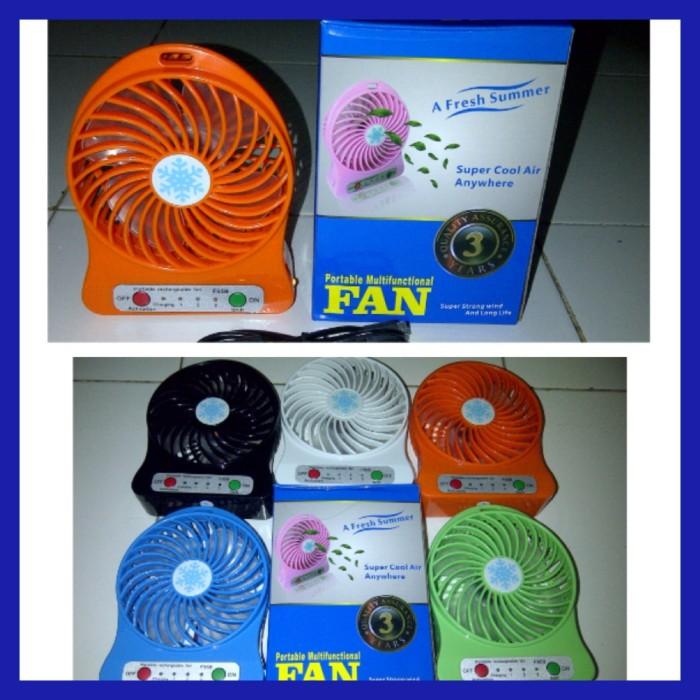 harga Usb mini fan   kipas angin mini usb fan / kipas usb powerbank Tokopedia.com