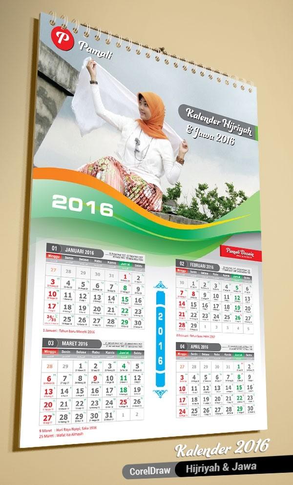 Katalog Kalender 2016 DaftarHarga.Pw