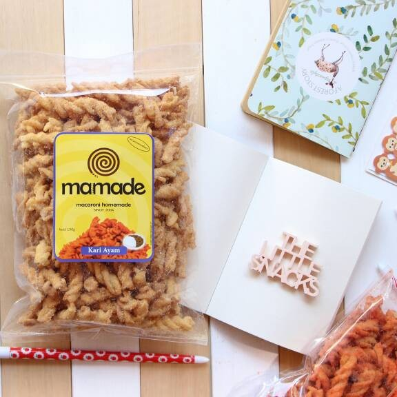 Mamade Makaroni Homemade · Mamade Makaroni Homemade .