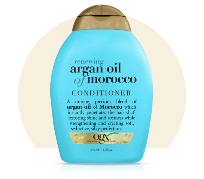 Foto Produk ORGANIX RENEWING ARGAN OIL OF MOROCCO CONDITIONER OGX dari CARRY BODY CARE