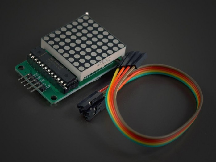 harga Maxim Max7219 8x8 Dot Matrix Module For Arduino Tokopedia.com