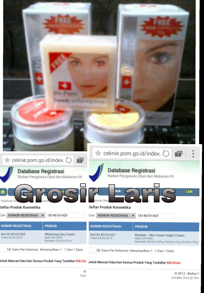 Info Cream Dr Ida Skin Care Katalog.or.id