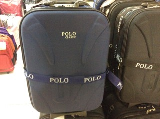 Koper Polo Classic Travel Time Gear 20 In