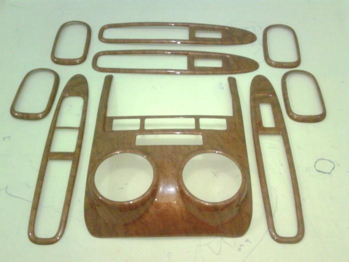 harga Toyota avanza lama 2004-2011 wood panel interior Tokopedia.com