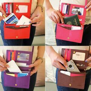 Jims Honey Dompet Kecil Wanita Crown Wallet Hotpink Lazada Source · dompet hp ada tali panjang