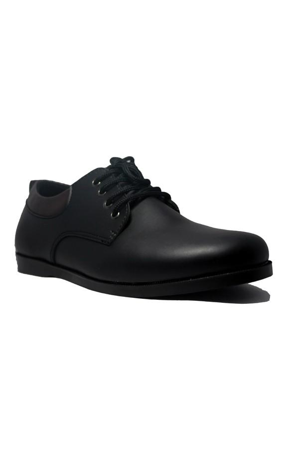 Foto Produk D-Island Shoes Formal Muller Luxury Leather - Hitam - 39 dari D-island Shoes