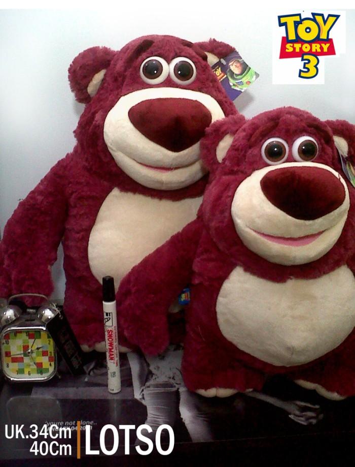 harga Boneka lotso 35cm bear lotso toy story uk.35cm Tokopedia.com