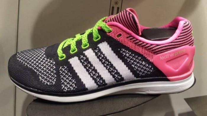 best sneakers c071b 5b86f ADIDAS ADIZERO FEATHER PRIME W M21414  Sepatu Running Cewek Original