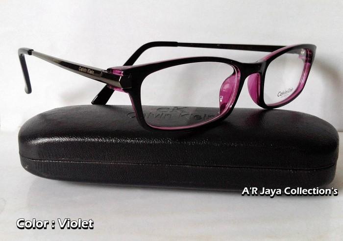 Jual Frame Kacamata Minus Calvin Klein New   Trendy  ef02c2ad57